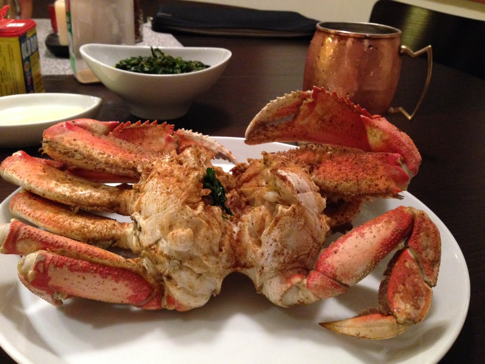 Dungeness Crab: the Northwesterner's Shortcut to a Festive Holiday